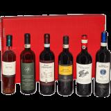 Cesta Natalizia : 128 Confezione Vini Toscana -  -