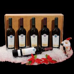 Cesta Natalizia : 123 Confezione Vini Friuli Grave - Pecol Boin -  -