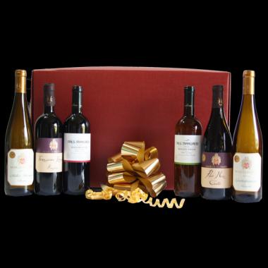 Cesta Natalizia : 126 Confezione Vini Trentino -  -