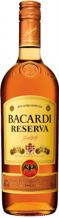 Bacardi Reserva - Bacardi Company ltd - Rum Cuba