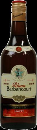 Barbancourt 3 Stelle 4y - T. Gardere et C. - Rum Haiti