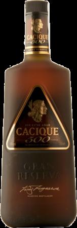 Cacique 500 Extra Anejo 70cl - Diageo - Rum Venezuela