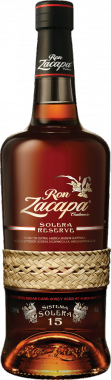 Zacapa 15y - Diageo - Rum Guatemala