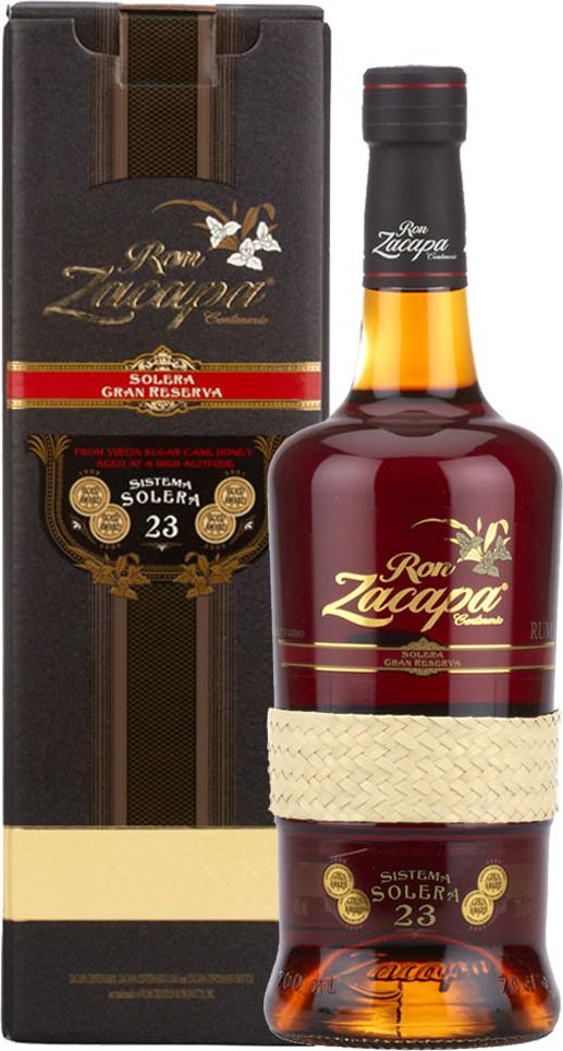 Zacapa 23y - Diageo - Rum Guatemala