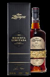 Zacapa Reserva Limitada - Diageo - Rum Guatemala