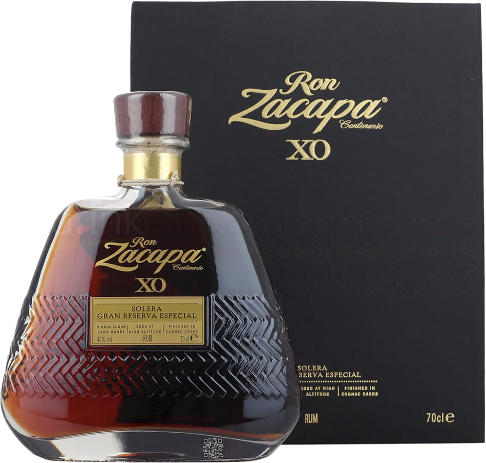 Zacapa XO - Diageo - Rum Guatemala