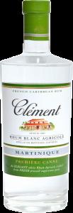 Clement Martinique Blanc 70cl - Heritiers h. Clement le Francois - Rum Guadalupe