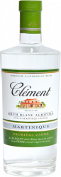 Clement Martinique Blanc - Heritiers h. Clement le Francois - Rum Guadalupe