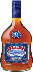 Appleton Estate 21y - J.Wray & Nephew ltd - Rum Jamaica