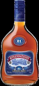 Appleton Estate 21y - J.Wray & Nephew ltd - Rum Jamaica