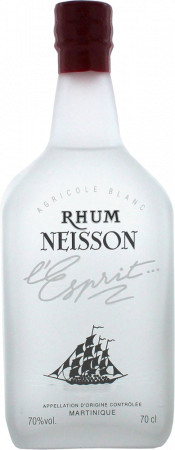 Niesson Esprit - Niesson Distillerie - Rum Guadalupe