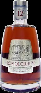 Quorhum 12y 70cl - Old Vintage Rums Inc - Rum Repubblica Dominicana