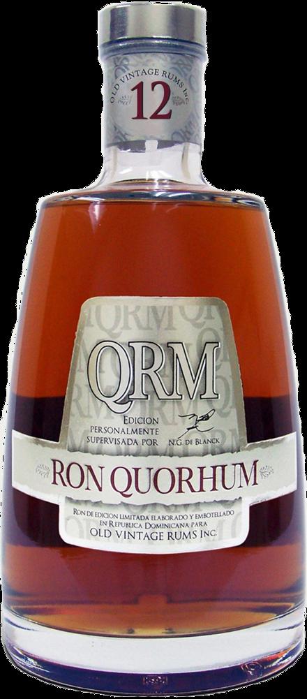 Quorhum 12y - Old Vintage Rums Inc - Rum Repubblica Dominicana