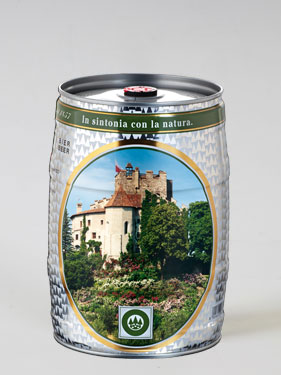 Fustino Forst 5 Litri - Forst - Birra Italia