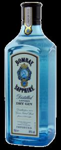 Bombay Shappire 100cl - Bacardi - Gin Regno Unito