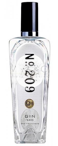 N°209 70cl - Distillery No 209 - Gin Stati Uniti