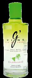 Gvine Floraison 70cl - Eurowinegate sas - Gin Francia