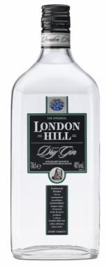 London Hill 100cl - Ian Macleod Distillers ltd - Gin Regno Unito