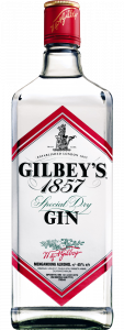 Gilbey's 100cl - Walter & Albert Gilbey's & co - Gin Regno Unito
