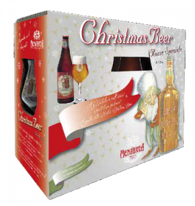 Menabrea Pacco Natalizio Birra Rossa - Menabrea - Birra Italia