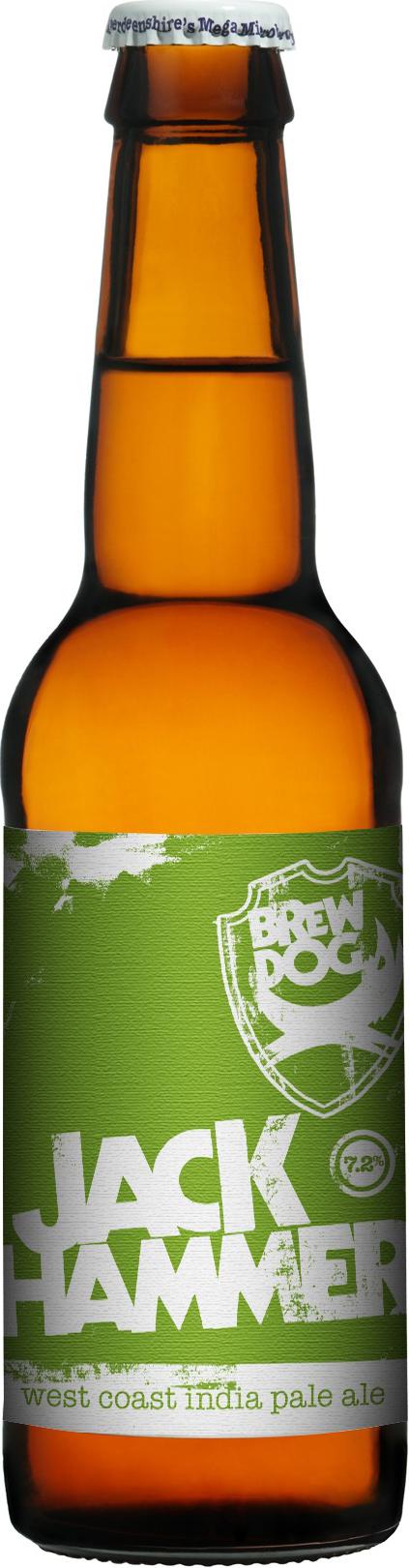 Jack Hammer cl33 - Brewdog - Birra Regno Unito