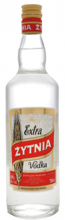 Zytnia Extra Vodka - Bielsko-Biala - Vodka Polonia