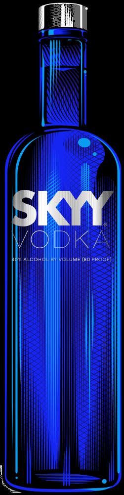 Skyy Vodka - Skyy Spirits - Vodka USA