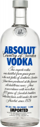 Absolut Vodka - The Absolut Company - Vodka Svezia