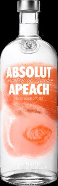 Absolut Pesca Vodka - The Absolut Company - Vodka Svezia