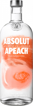 Absolut Pesca Vodka - The Absolut Company - Vodka Svezia