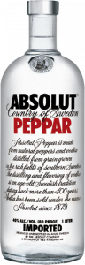 Absolut Peppar Vodka - The Absolut Company - Vodka Svezia