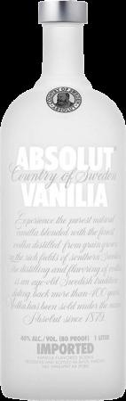 Absolut Vanilla Vodka - The Absolut Company - Vodka Svezia