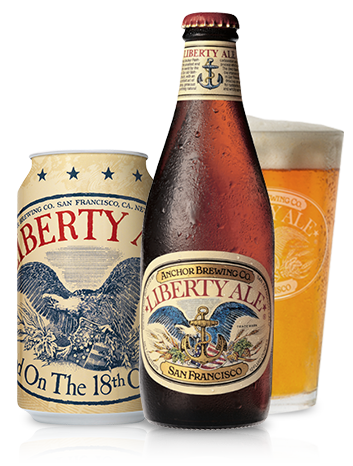 Anchor Liberty Ale cl35 - Anchor Brewing Company - Birra America