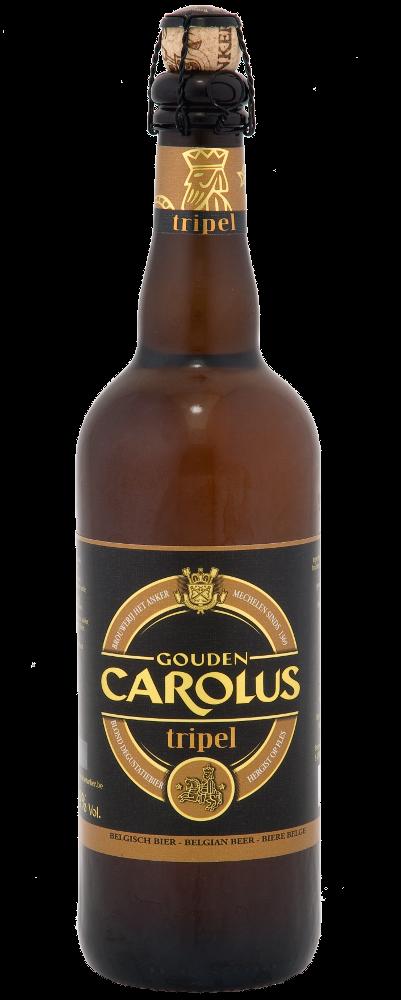 Gouden Carolus Triple cl75 - Brouwerij Het Anker - Birra Belgio