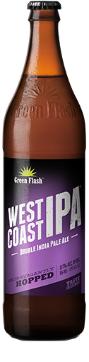 West Coast IPA cl33 - Green Flash Brewing Co - Birra America