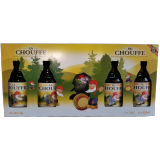 Scatola Regalo Birrificio La Chouffe - Brasserie D'Achouffe - Birra Belgio
