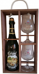 Scatola Regalo Triple Karmeliet - Browerij Bosteels - Birra Belgio
