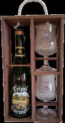 Scatola Regalo Triple Karmeliet - Browerij Bosteels - Birra Belgio
