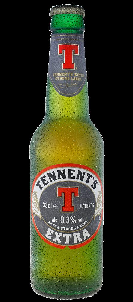 Tennent's Extra cl33 - Wellpark Brewery - Birra Regno Unito