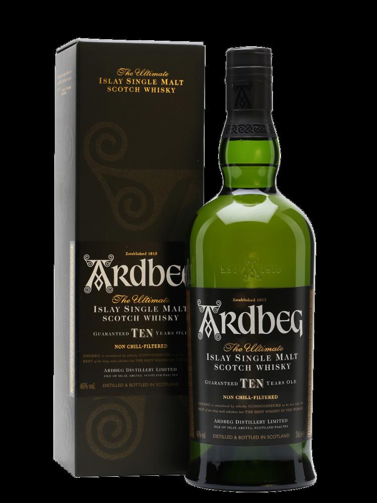 Ardbeg 10y - Ardbeg Distillery - Whisky Scozia