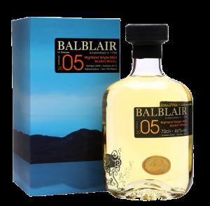 Balblair 10y - Balblair Distillery - Whisky Scozia