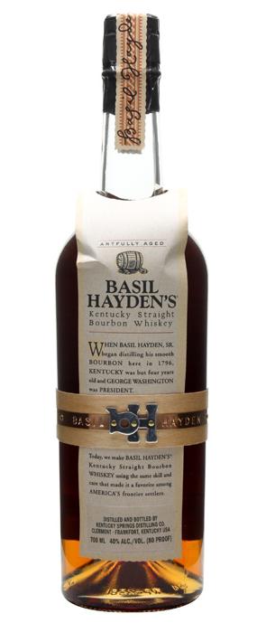 Basil Haydens - Basil Haydens Distillery - Whisky Stati Uniti