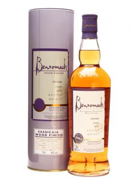 Benromach Sassiacaia Wood Finish - Benromach Distillery - Whisky Scozia