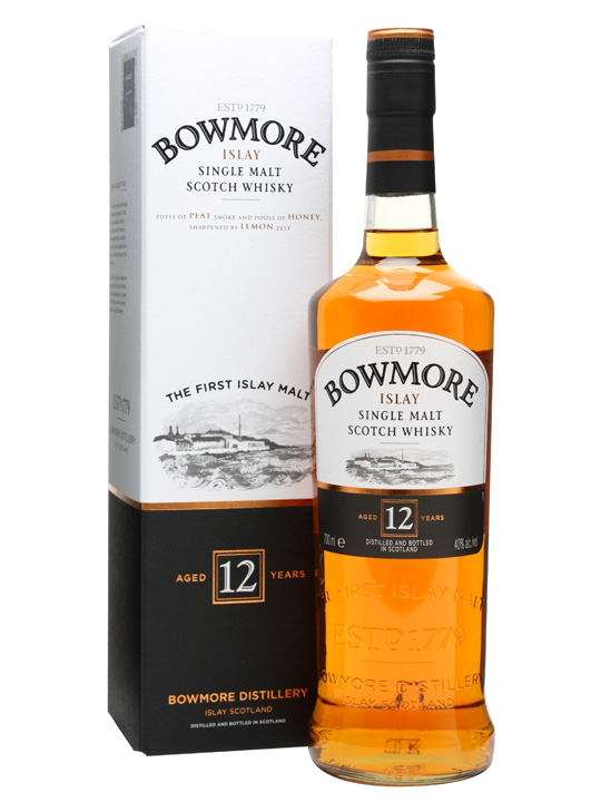 Bowmore 12y - Bowmore Distillery - Whisky Scozia