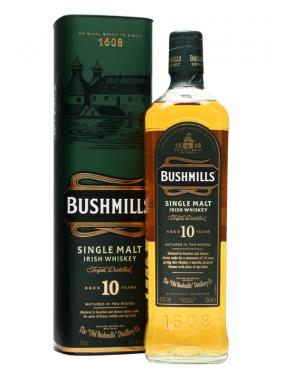 Bushmills 10y - The Old Bushmills Distillery Co - Whisky Irlanda