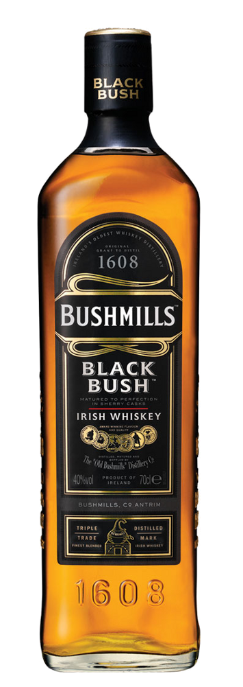 Bushmills Black Bush - The Old Bushmills Distillery Co - Whisky Irlanda