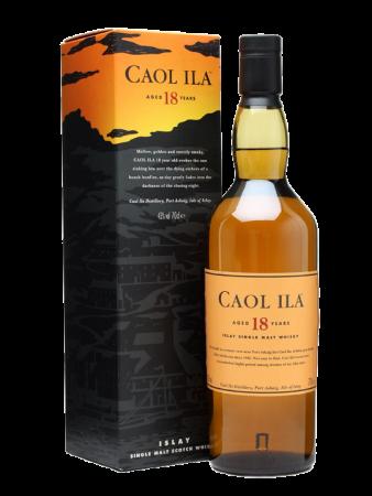 Caol Ila 18y - Caol Ila Distillery - Whisky Scozia