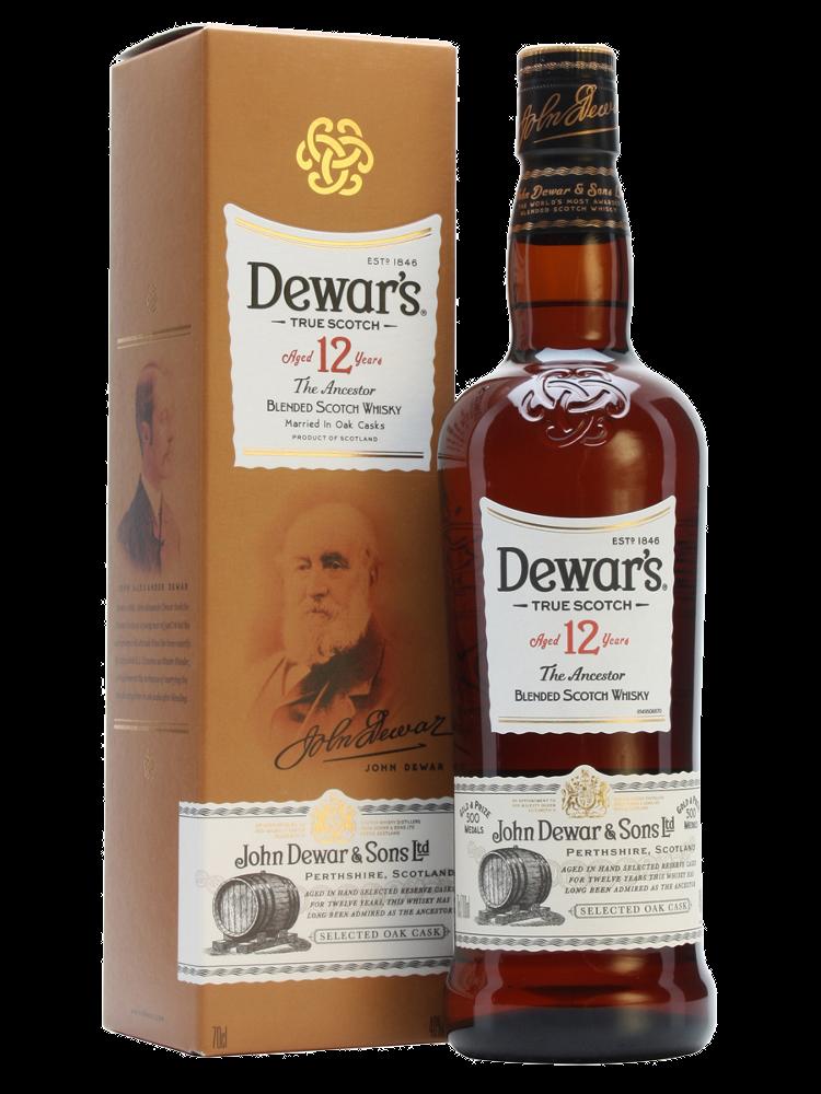 Dewar s 12y - Dewars Distillery - Whisky Scozia