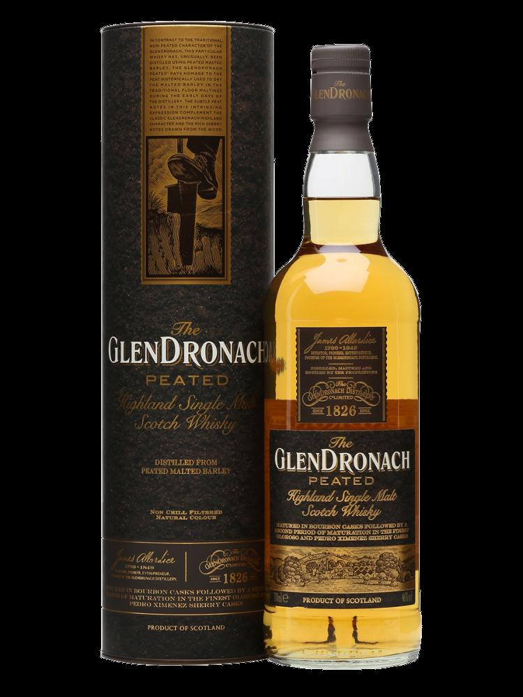 Glendronach 12y - Glendronach Distillery - Whisky Scozia