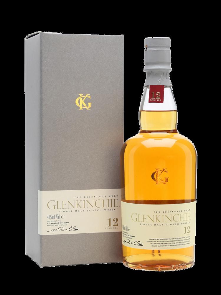 Glenkinchie 12y - Glenkinchie Distillery - Whisky Scozia